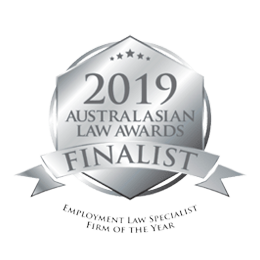 Awards – Australian Law Awards 2019 Finalist