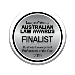 Awards – Business Development Professional Award