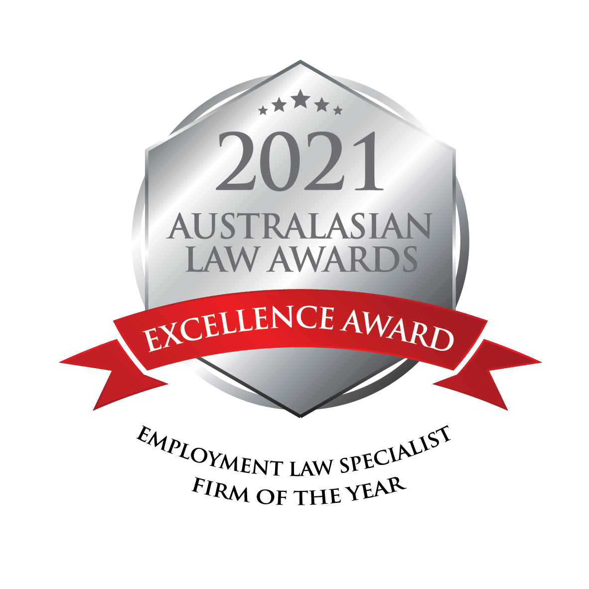 ALA21 Silver Excellence Awardee Medal_Employment Law Specialist Firm of the Year (002)