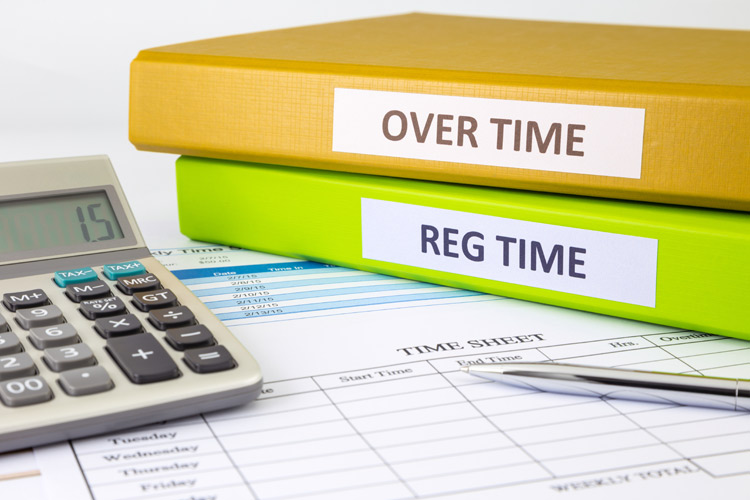 overtime pay rates
