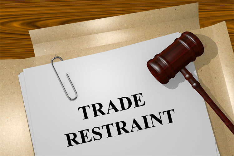 unfair restraint of trade lawyers