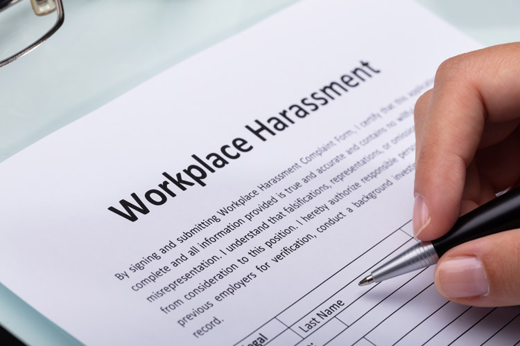 lawyers that handle workplace harassment
